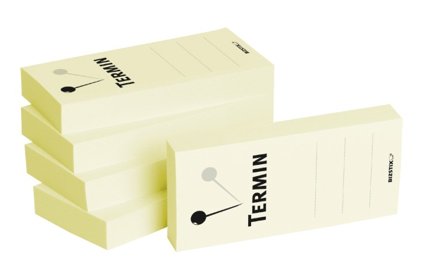 "BIZSTIX® Business Haftnotizen ""Termin"""