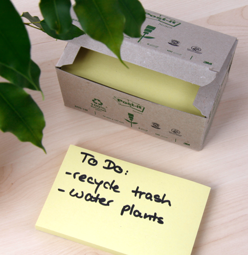 Post-it® Recycling Notes bestellen